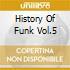 HISTORY OF FUNK VOL.5