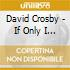 David Crosby - If Only I Could Remember My Name