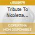 Tribute To Nicolette Larson