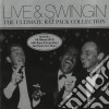 LIVE & SWINGIN' (CD+DVD)