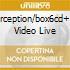 PERCEPTION/BOX6CD+12 VIDEO LIVE