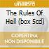 THE RULES OF HELL (BOX 5CD)
