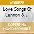 LOVE SONGS OF LENNON & MCCARTNEY