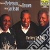 Peterson / Brown / Jackson - The Very Tall Band - Live At The Blue Note