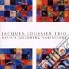 Jacques Loussier - Goldberg's Variations