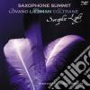 Saxophone Summit - Seraphic Light