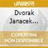 DVORAK JANACEK MARTINU SONGS
