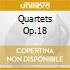 QUARTETS OP.18