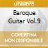 BAROQUE GUITAR VOL.9
