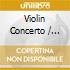 VIOLIN CONCERTO / INTRODUCTION