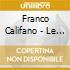 Franco Califano - Le Piu' Belle Canzoni