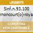 SINF.N.93,100 HARNONCOURT(O)-ROYAL C