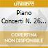 PIANO CONCERTI N. 26 (CORONATION