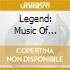 LEGEND:MUSIC OF MYTH,MAGIC & MYSTERY