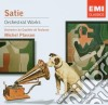Erik Satie - Orchestral Works - Plasson