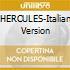 HERCULES-Italian Version