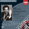 Felix Mendelssohn - Violin Concerto / Bruch - Violin Concertos 1 & 2 - Itzhak Perlman