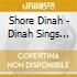 DINAH SINGS, PREVIN LAYS