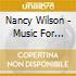 Nancy Wilson - Music For Lovers