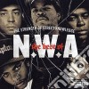 Nwa - The Best Of The Strength Of Street
