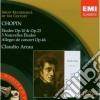Fryderyk Chopin - Arrau Claudio - Groc: Fryderyk Chopin Etudes Op.10 & Op.25