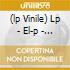 (LP VINILE) LP - EL-P                 - FAN DAM PLUS