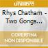 CD - RHYS CHATHAM - TWO GONGS (1971)