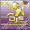 FOR DJS ONLY 2009/01