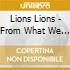 Lions Lions - From What We Believe