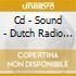 CD - SOUND - DUTCH RADIO RECORDINGS 3: ARNHEM