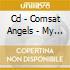 CD - COMSAT ANGELS - MY MINDS EYE