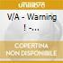 WARNING RHYTHM ALBUM 88