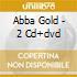 ABBA GOLD - 2 CD+DVD
