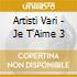JE T'AIME 3 (2CD)