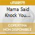 MAMA SAID KNOCK YOU OUT/CD+DVD