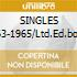 SINGLES 1963-1965/Ltd.Ed.box 12 cd's