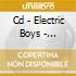CD - ELECTRIC BOYS - FUNK-P-METAL CARPET RIDE