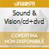 SOUND & VISION/CD+DVD