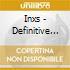 DEFINITIVE INXS-Digipack