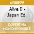 ALIVE II - JAPAN ED.