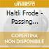 Haltli Frode - Passing Images