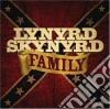 Lynyrd Skynyrd - Family Tree
