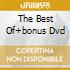 THE BEST OF+BONUS DVD
