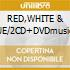 RED,WHITE & CRUE/2CD+DVDmusicale
