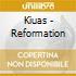 CD - KIUAS - REFORMATION