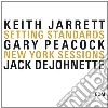 SETTING STANDARDS - NEW YORK SESSIONS (BOX 3 CD- WITH  PEACOCK - DEJOHNETTE)