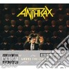 AMONG THE LIVING - DELUXE CD+DVD -