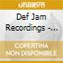 DEF JAM RECORDINGS - 25TH ANN.BOX 5CD+DV