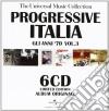 PROGRESSIVE ITALIA 3  BOX 6CD