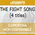 THE FIGHT SONG (4 titles)